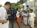 Atividade cultural - Capoeira